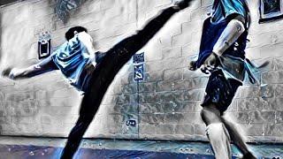 Paul Green : Gareth Brown Olympic Taekwondo Training