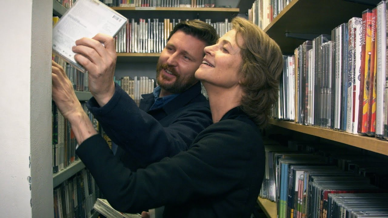 Download Andrew Haigh and Charlotte Rampling's DVD Picks