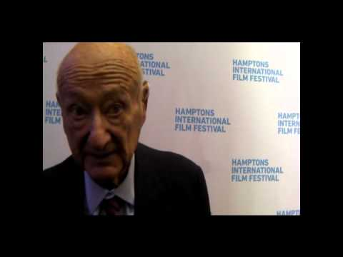 Ed Koch. One of his very last interviews.