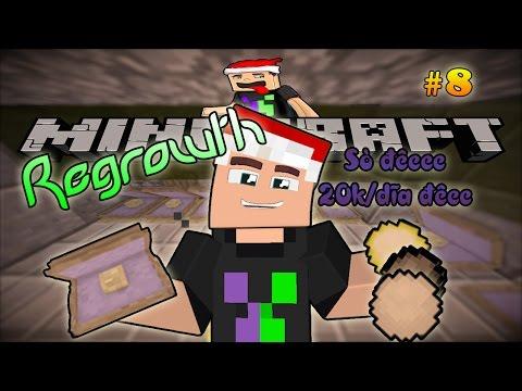 Minecraft Regrowth Modpack - Tập 8: BURON MỞ QUÁN ỐC VÀ SÒ
