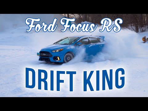 The Ultimate Car for Snow Drifting!!