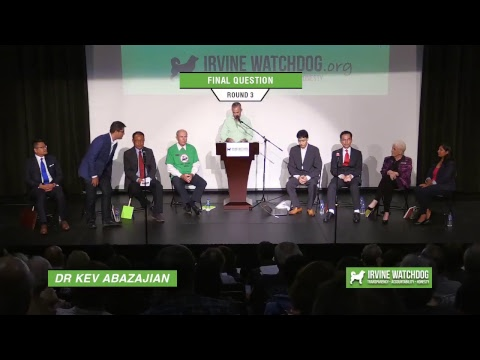 Irvine City Council Candidate Forum Live Broadcast