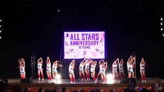 The ХИЛЗ Сrew Show by Вероника Рутковская.All Stars Anniversary 10 Years 2016