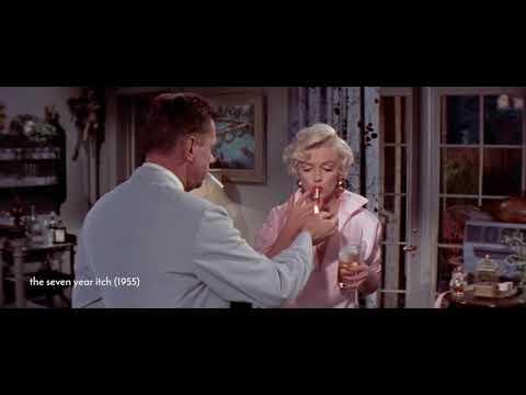 Billy Wilder's Smoking Scenes by Abi Gol