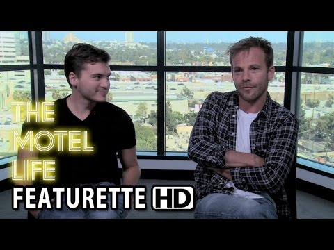 The Motel Life 2014 Featurette  STEPHEN DORFF & EMILE HIRSCH