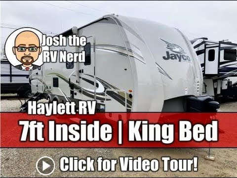 2020 Jayco Eagle HT 272RBOK XL Luxury Travel Trailer BOTH Interiors!