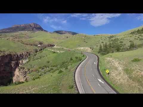 Chicago - Yellowstone Road Trip (2017)