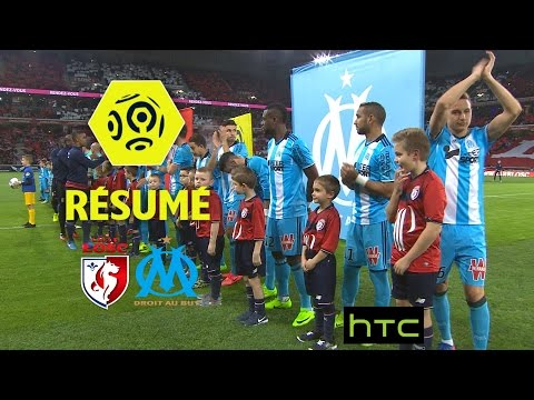 LOSC - Olympique de Marseille (0-0)  - Résumé - (LOSC - OM) / 2016-17