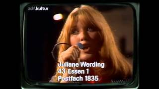 Juliane Werding - Wenn du denkst du denkst dann denkst du nur du denkst