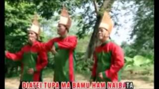Lagu Rohani Simalungun 2015 : Diateitupa ma Bamu Ham Naibata - Seventen Trio