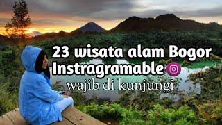 23 tempat wisata di Bogor yang Instragramable banyak spot spot cantik