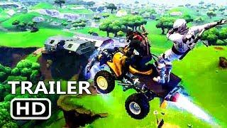 PS4 - Fortnite: Quadcrasher New Vehicle Trailer (2018)