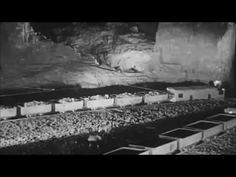 Bureau Of Mines Film On The Giant Stopes In The Lead Belt Mines