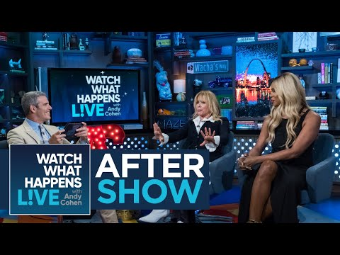 After Show: Which Actor Did Rosanna Arquette Reject? | WWHL