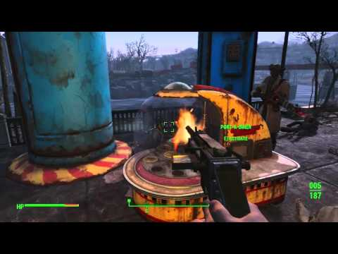 Diner Fallout Youtube Easter Port - 4 A Egg