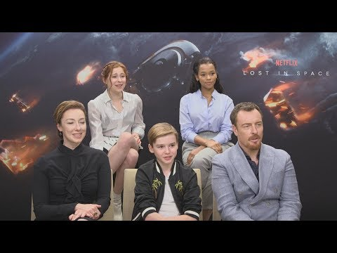 Netflix's Lost In Space:  With The Robinsons  Geek s