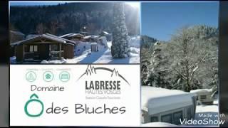 Domaine du Haut des Bluches   La Bresse Hautes-Vosges