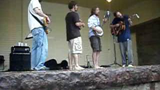 Wagon Tongue String Band @ Bancroft Park Old Colorado City July 2009