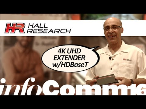 How To Extend HDMI & USB Over Ethernet With One Device