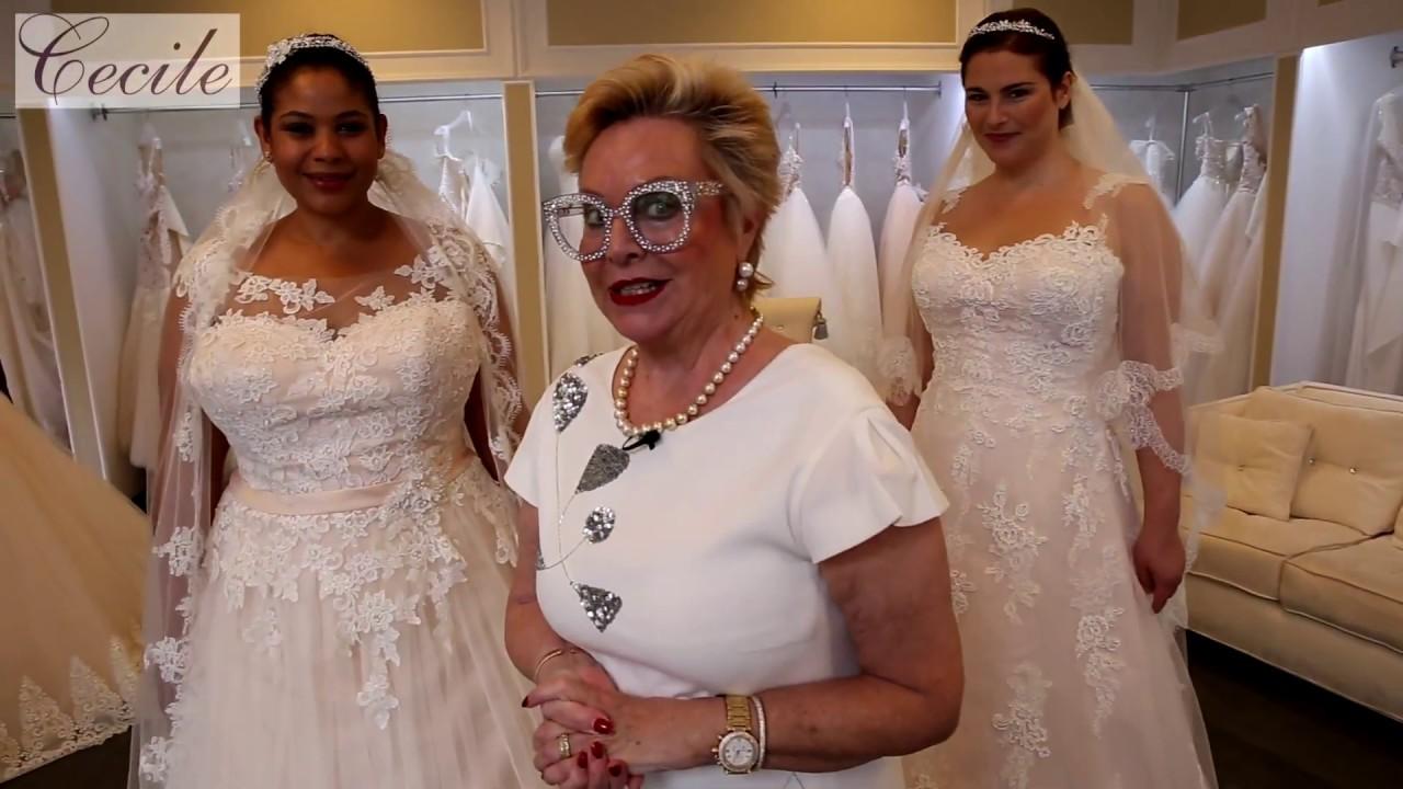 Wie Findet Ihr Diese Brautkleider Fur Curvy Brides Youtube