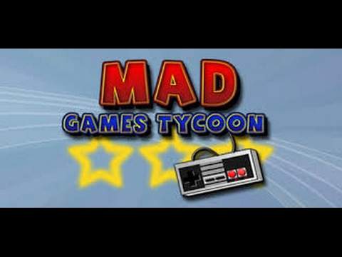 Gaming Tuesdays: Mad Games Tycoon  