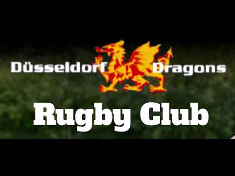 Düsseldorf Dragons vs Hausen - October 2015