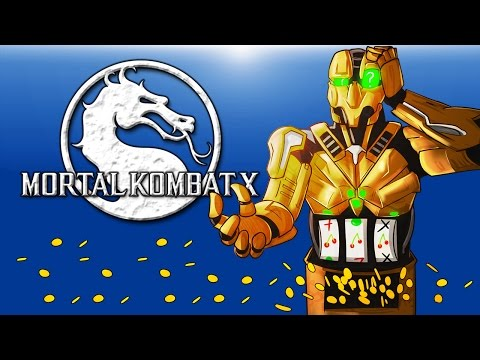 Mortal Kombat X - Ep 24 (Test Your Luck!!!) Luck is all mine!!!!