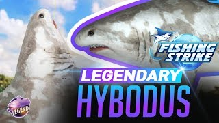 Hunting Legendary fish Hybodus Humped tooth shark to fill up my tank