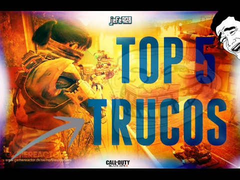 Call of Duty Black Ops III /TOP 5 TRUCOS FACILES  Ps4/Jefe928