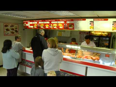 What's Involved In Running A Fish & Chip Shop?