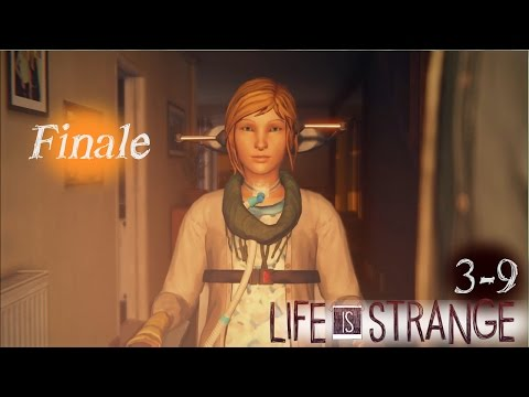Rune Plays: Life is Strange [Ep3] [P9] [Finale] - The Consequences of Existence