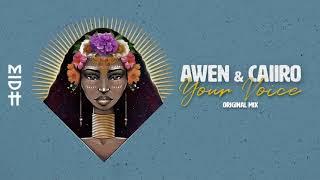 Awen & Caiiro - Your Voice (Original Mix) MIDH 018