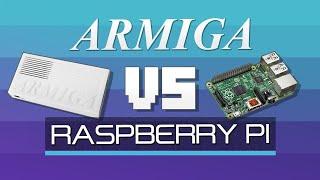 Armiga vs Raspberry Pi | What