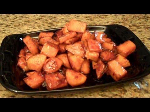 Spicy Sweet Potatoes - Lynn's Recipes