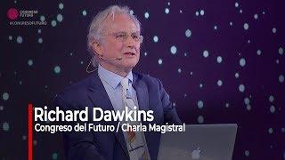 Charla magistral Richard Dawkins - Congreso Futuro 2019 (TV Senado)