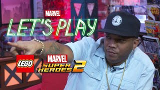 Styles P & Ryan Play LEGO Marvel Super Heroes 2 | Marvel Let