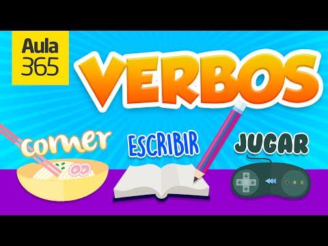 ¿Qué es un Verbo? | Videos Educativos para Niños