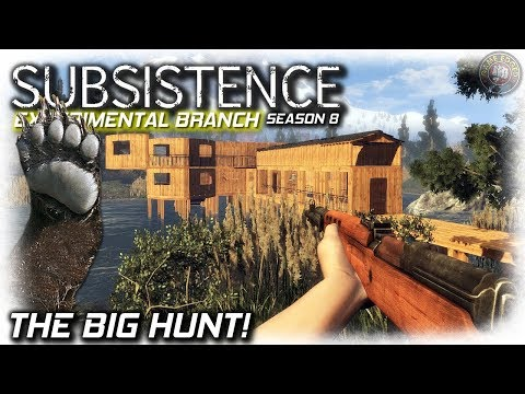 My 2000th Video Upload! | The Big Hunt! | Subsistence Gameplay | EP25