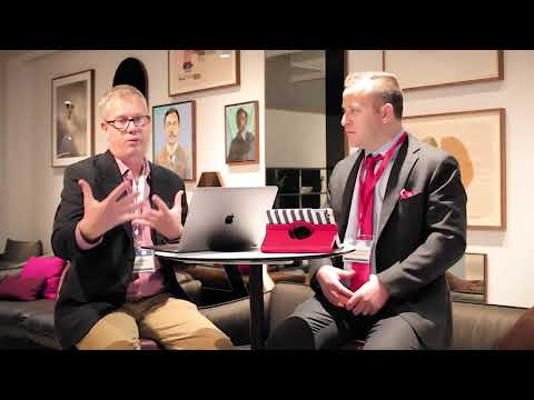 Mike Maheu, Go2Group at Digital Enterprise Transformation Day NY | The Millennium Alliance