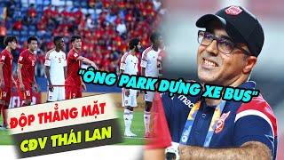 Tin Bóng Đá VN 11/1: Tranh Cãi Về Lối Chơi Của Thầy Park, FAN Việt Nam ĐỘP Thẳng Mặt FAN Thái