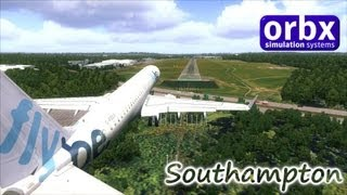 FSX | ORBX Southampton Airport