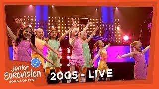 Malin - Sommer Og Skolefri - Norway - 2005 Junior Eurovision Song Contest