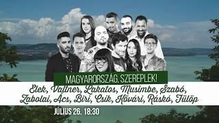 Magyarország, szereplek! | július 26. 18:30 | DumaFüred 2017 | Dumaszínház