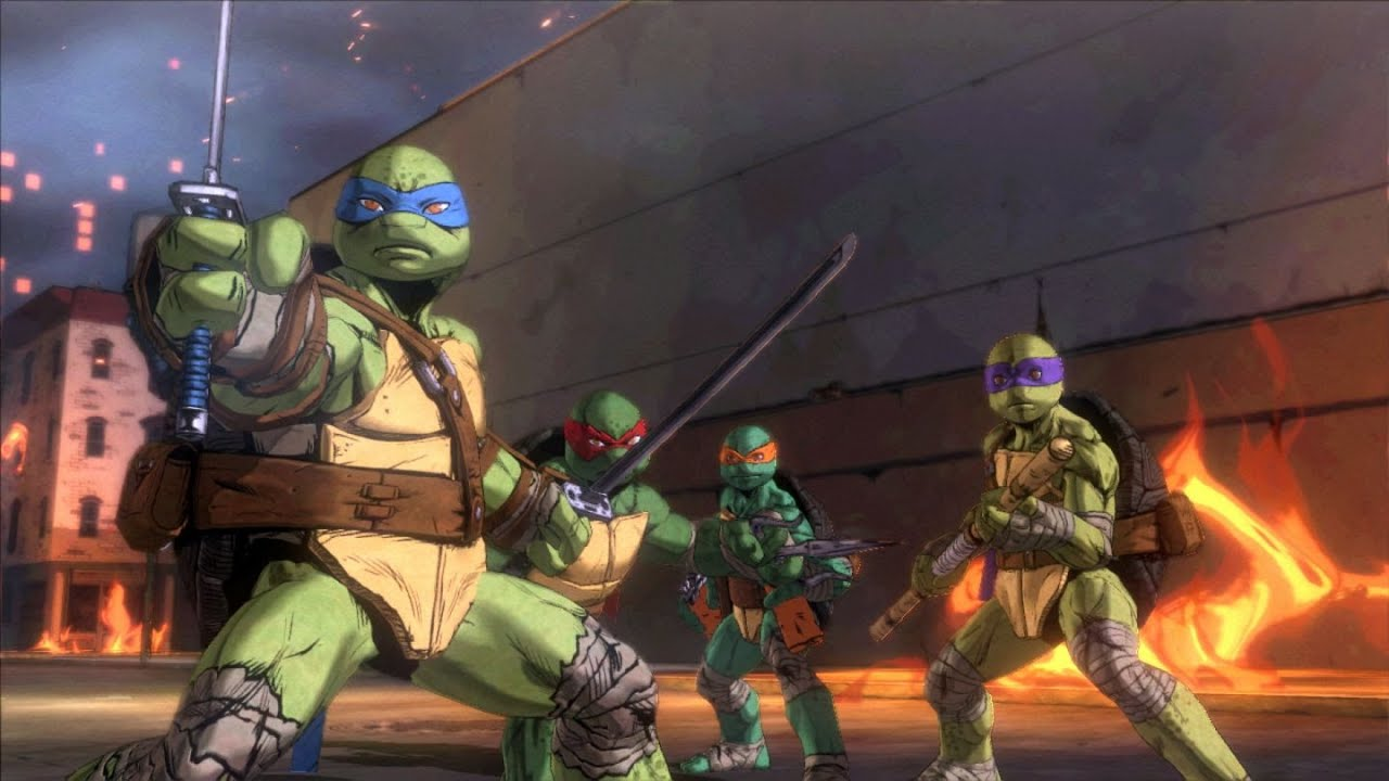 Review: TMNT: Mutants in Manhattan is a solid, yet shallow co-op