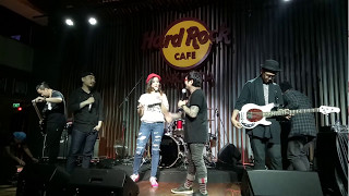 Live Performance Saint Loco at Hard Rock Cafe Jakarta