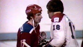 ЦСКА - Монреаль Канадиенс 1975г. Лучшие матчи в истории советского хоккея