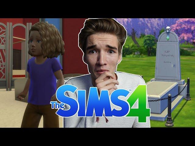 MIJN EIGEN KIND VERMOORDEN?! - The Sims 4 #148