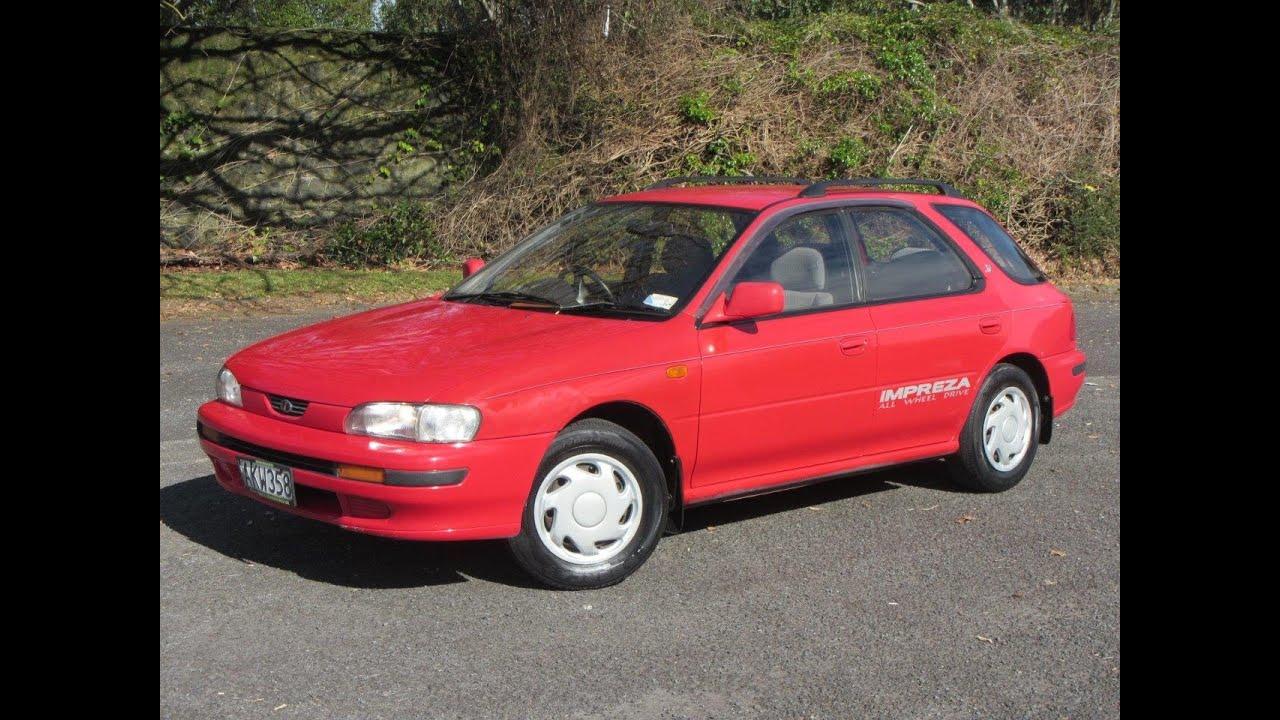 1993 subaru impreza hx hatchback 1 reserve cash4cars cash4cars sold
