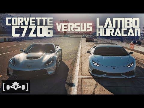 corvette-c7-z06-vs.-lamborghini-huracan-lp610-4-|-roll-race