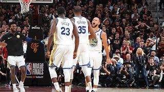 Warriors Mini-Movie: NBA Finals, Game 3